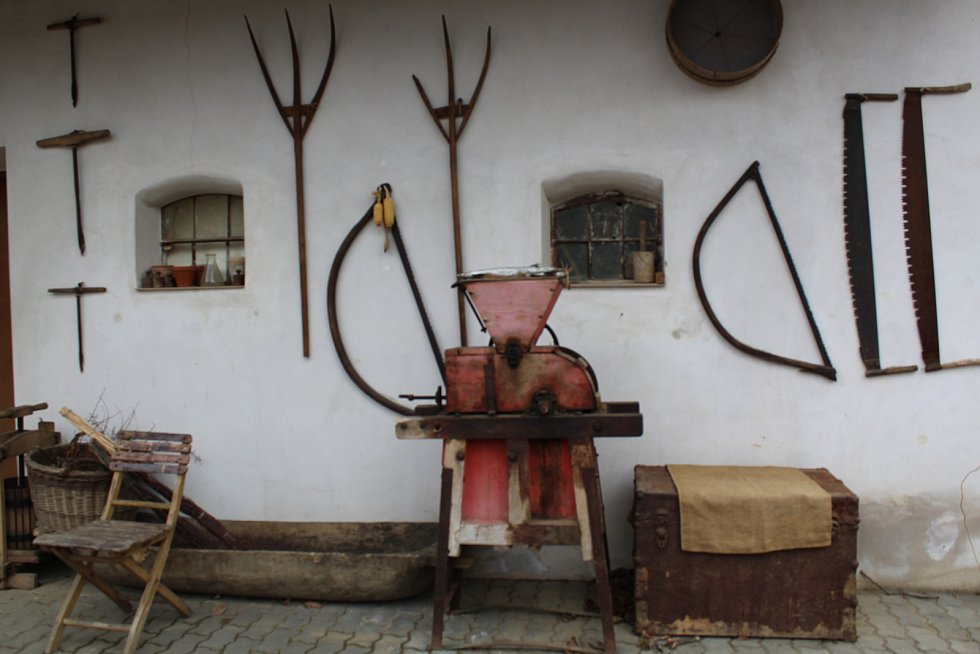 Muzeum Bystřice pod Lopeníkem.
