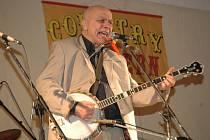 Vystoupení Ivana Mládka a jeho skupiny se setkalo s boužlivým ohlasem.