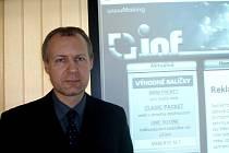 Jan Ksiazkiewicz, INF, s.r.o. Uherské Hradiště