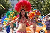 Brazilské tanečnice.