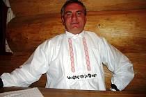 Předseda SPOZ Vratislav Mynář