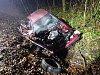 AKTUALIZOVÁNO: Tragédie u Strání. Při nehodě zahynuly matka s dcerou