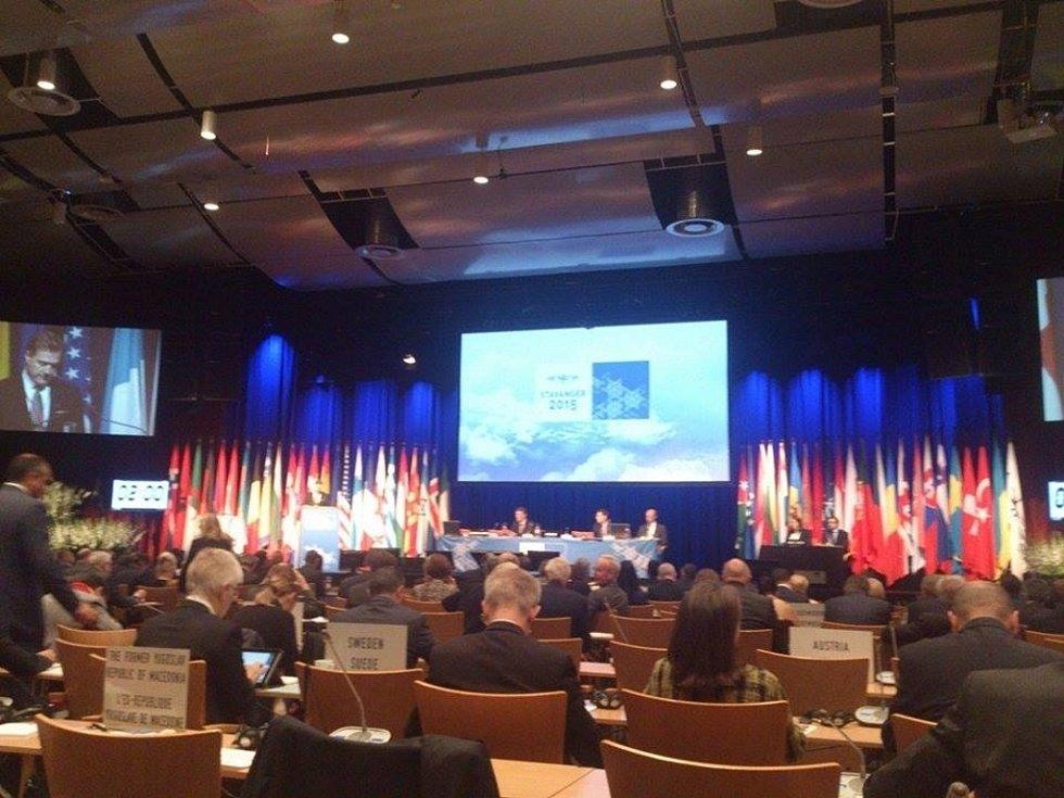 Student z Uherského Hradiště se díky vítězství v soutěži podíval na zasedání Parlamentního shromáždění NATO v Norsku.