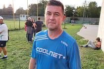 Bývalý útočník Zlína a Slovácka Václav Činčala se stal hrajícím trenérem Vlčnova.