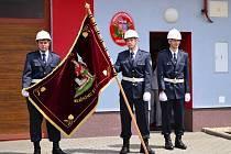 Dobrovolní hasiči fungují v Hradčovicích už 120 let.