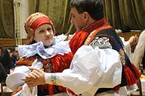 Olga a Mirek Pešlovi