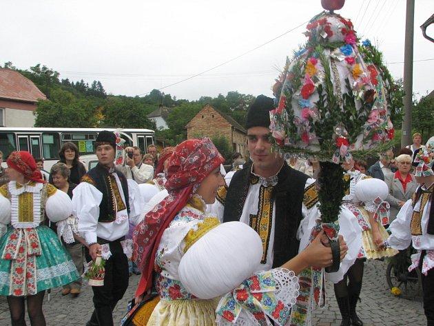 Po roce si ho v Jankovicích zopakovali loňští stárci Kristýna Dúbravová a Lukáš Čajka.