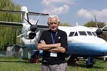 Někdejší zaletávací pilot Letu Kunovice František Srnec.