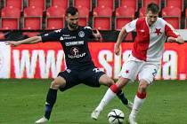 Slavia Praha - 1. FC Slovácko.