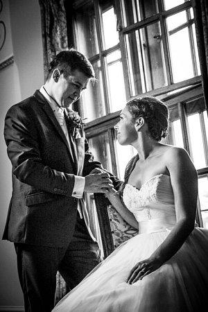 Soutěžní svatební pár číslo 285 - Nela a Pavel Pirochtovi, Brno.