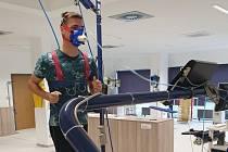 Fotbalisté Slovácka odstartovali zimní přípravu na Fakultě tělesné kultury Univerzity Palackého v Olomouci, kde absolvovali pravidelné kondiční testy.