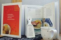 Kuchařka tradičních pokrmů na Slovácku. Knihu chtějí opět vydat.