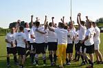 Fotbalisté Uherského Ostrohu si v předstihu zajistili vítězství v okresním přeboru a v pátek bude proti Jankovicím útočit na double