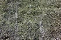 Vandal poničil další památku v Chřibech
