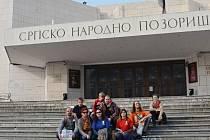 Divadlo Brod na desátém ročníku Festivalu Zuzany Kardelisové v srbském Kysáči