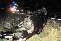Naštěstí bez zranění se obešla vážná dopravní nehoda, ke které došlo v úterý 6. září krátce před čtvrtou hodinou ranní na silnici I/50 z Uherského Brodu směrem na Starý Hrozenkov.