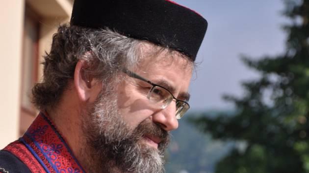 Jan Pijáček, starosta Vlčnova.