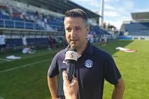 Trenér fotbalistek Slovácka Petr Bláha hodnotí úvodní duel nové sezony.