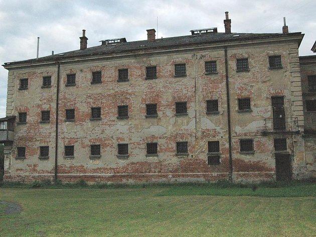 Veznice v Uherském Hradišti. Ilustrační foto.