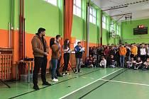 Projekt Edison v ZŠ Sportovní umožnil angličtinu s rodilými mluvčími