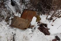 Zloději kovů, které dopadli strážníci ve Véskách a v Sadech tentokrát neměli štěstí. Strážníci je chytili prakticky přímo při činu