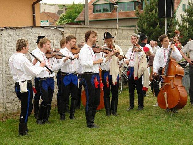 Mladí burčáci budou reprezentovat Slovácko.