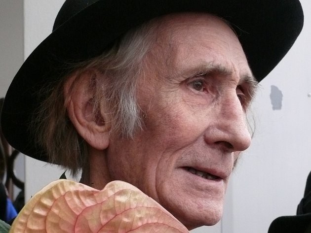 Malíř Moarch Miško Eveno.