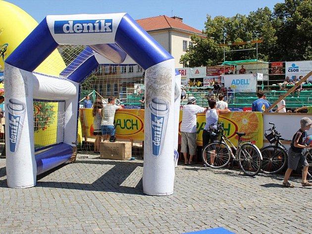 Slovácké léto 2011. Ilustrační foto.