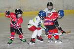 Na domácím turnaji brali malí Hradišťané zlato a bronz .