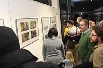 Vernisáž třináctého ročníku neformálního slováckého press fota s názvem Ohlédnutí 2018 hostilo foyer Kina Hvězda v Uherském Hradišti.