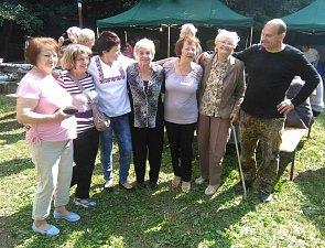 Setkání bývalých i současných obyvatel Bošáček i příznivců Kopanic