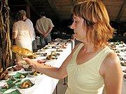 Houbařské žně jsou od konce května vnedohlednu, říká salašská mykoložka