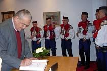 Karel Schwarzenberg ve Vlčnově