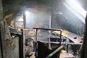 Kouřová vlna, která se 11. září vznesla nad Uherskohradišťskem, byla předznamenáním neštěstí rodinného domu ve Starém Městě.