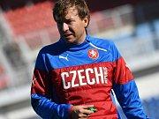 Pětatřicetiletý Petr Vlachovský se stal hlavním trenérem fotbalistů prvoligového Slovácka.
