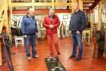 Zahájení sezony 2019 v Muzeu pálenic ve Vlčnově + ukládání šampiona superkoštu slivovic od Josefa Niesnera.