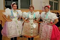 Nedakonickou kulturní lahůdkou byl 21. krojový ples