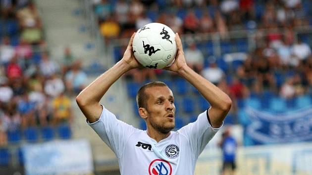 Martinu Kunclovi patří ve Slovácku pravý kraj obrany.
