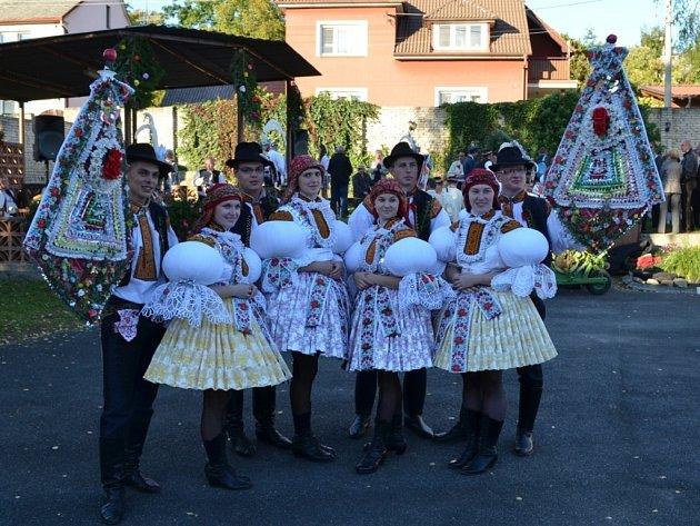 Tradiční hody s právem se na svátého Václava konaly v Ořechově.