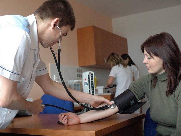 Zdraví, lékaři a nemocnice