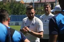 Kondiční trenér fotbalistů Slovácka Miroslav Mikšíček.