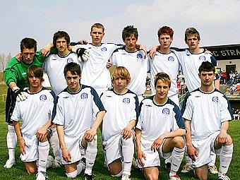 Mladší dorost 1. FC Slovácko.