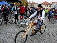 636 cyklistů i vyznavačů turistiky uzavřelo v sobotu cyklostezky na Uherskohradišťsku.
