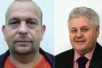 Zleva: Vladimír Mačát, František Miko.