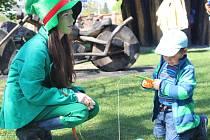 Děti se díky Dni Země učily zábavnou formou