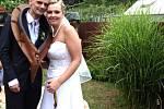 Soutěžní svatební pár číslo  29 – Dana a Ladislav Ondruchovi, Vsetín
