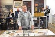 Pivovarská expozice zaštítěná Slováckým muzeem vznikla především díky sběrateli a dlouholetému zaměstnanci někdejšího pivovaru Milanu Špičákovi. Právě jeho artefakty jsou totiž k vidění v minimuzeu, vzniklému zhruba půldruhého roku po spuštění výroby piva