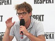 Na Letní filmové škole hovořil o využití hudby v reklamě či ve filmu hudební expert Marek Blaha.