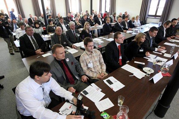 Krajská konference SPOZ vPanském dvoře vKunovicích
