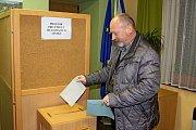 VHostějově, nejmenší obci na Uherskohradišťsku, by mělo přijít kvolební urně 34 voličů